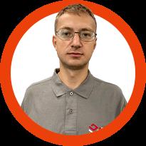 Сергій Бухарев Серверний адміністратор