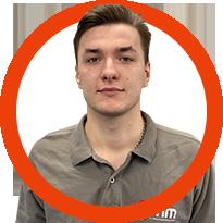 Alexander Babich System Administrator